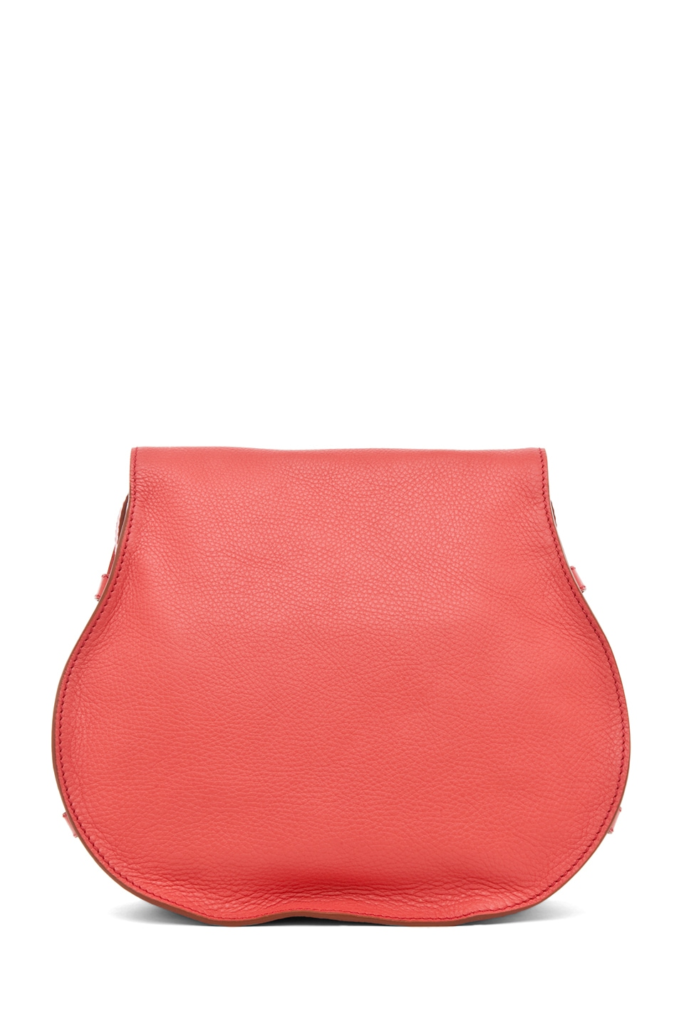 Image 2 of Chloe PINK PARTY EXCLUSIVE Medium Marcie Satchel in Paradise Pink