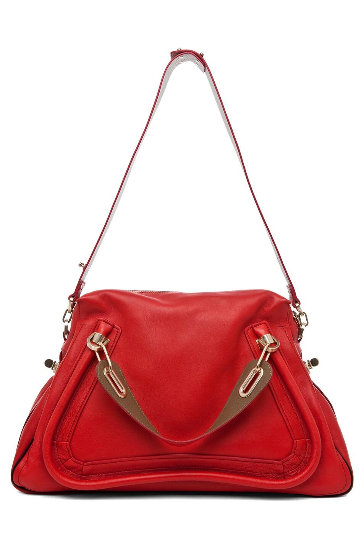 Image 6 of Chloe Paraty Handbag in Hollyberry