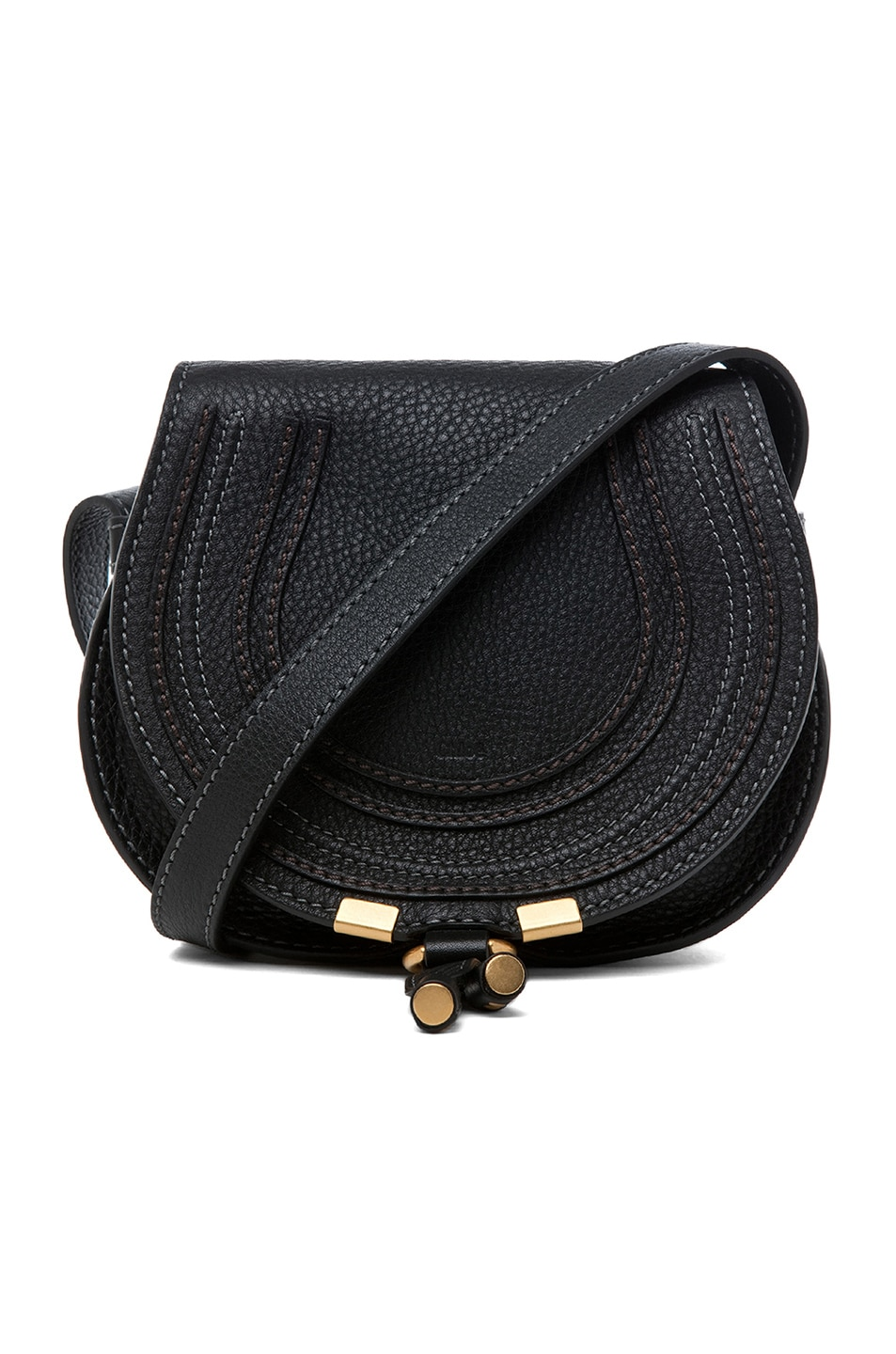 Image 1 of Chloe Marcie Satchel in Black