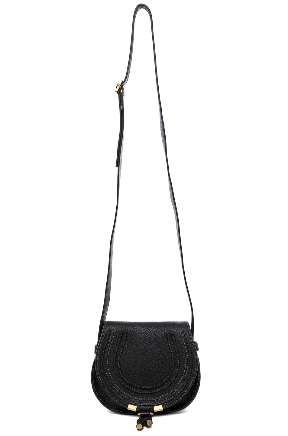 Image 6 of Chloe Marcie Satchel in Black