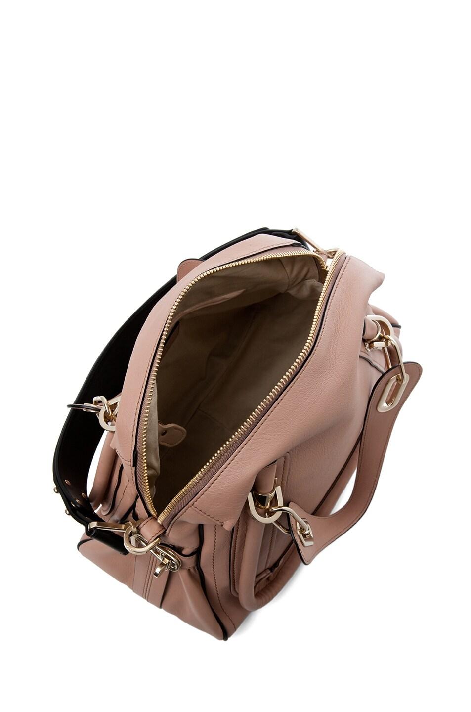 Image 5 of Chloe Paraty Military Medium Shoulder Bag in Tamris Pink