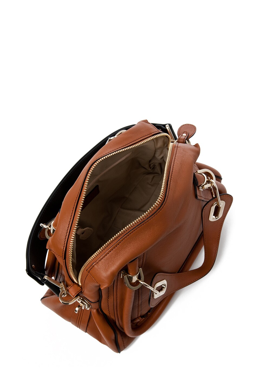 Image 4 of Chloe Paraty Military Medium Shoulder Bag in Ormanac