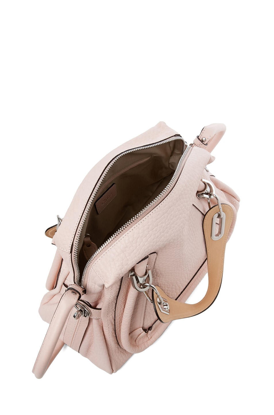 Image 4 of Chloe Paraty Medium Shoulder Bag in Bliss Pink