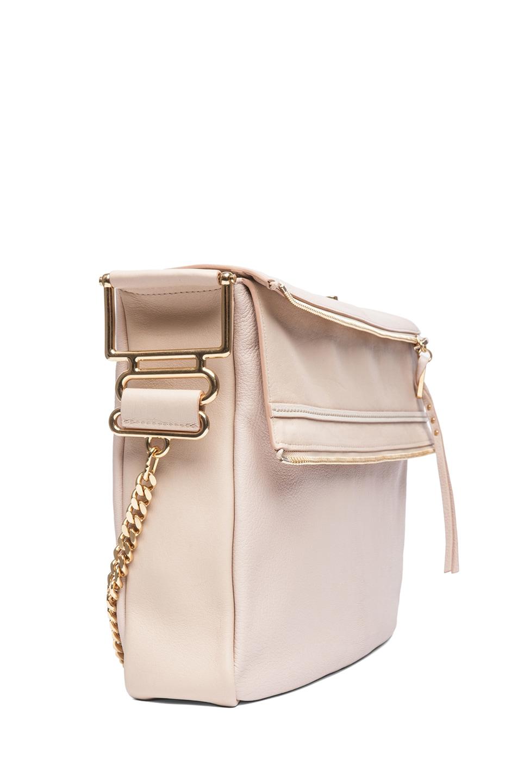 Chloe Medium Vanessa Chain Shoulder Bag in Angora Beige   FWRD