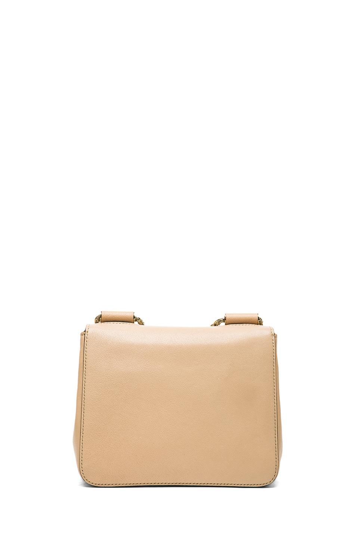 Image 2 of Chloe Small Elsie Shoulder Bag in Biscottie Beige