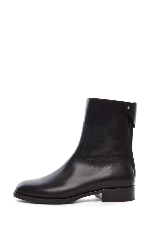 Image 1 of Chloe Safari Super Lux Bootie in Black