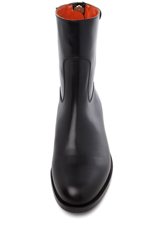 Image 4 of Chloe Safari Super Lux Bootie in Black