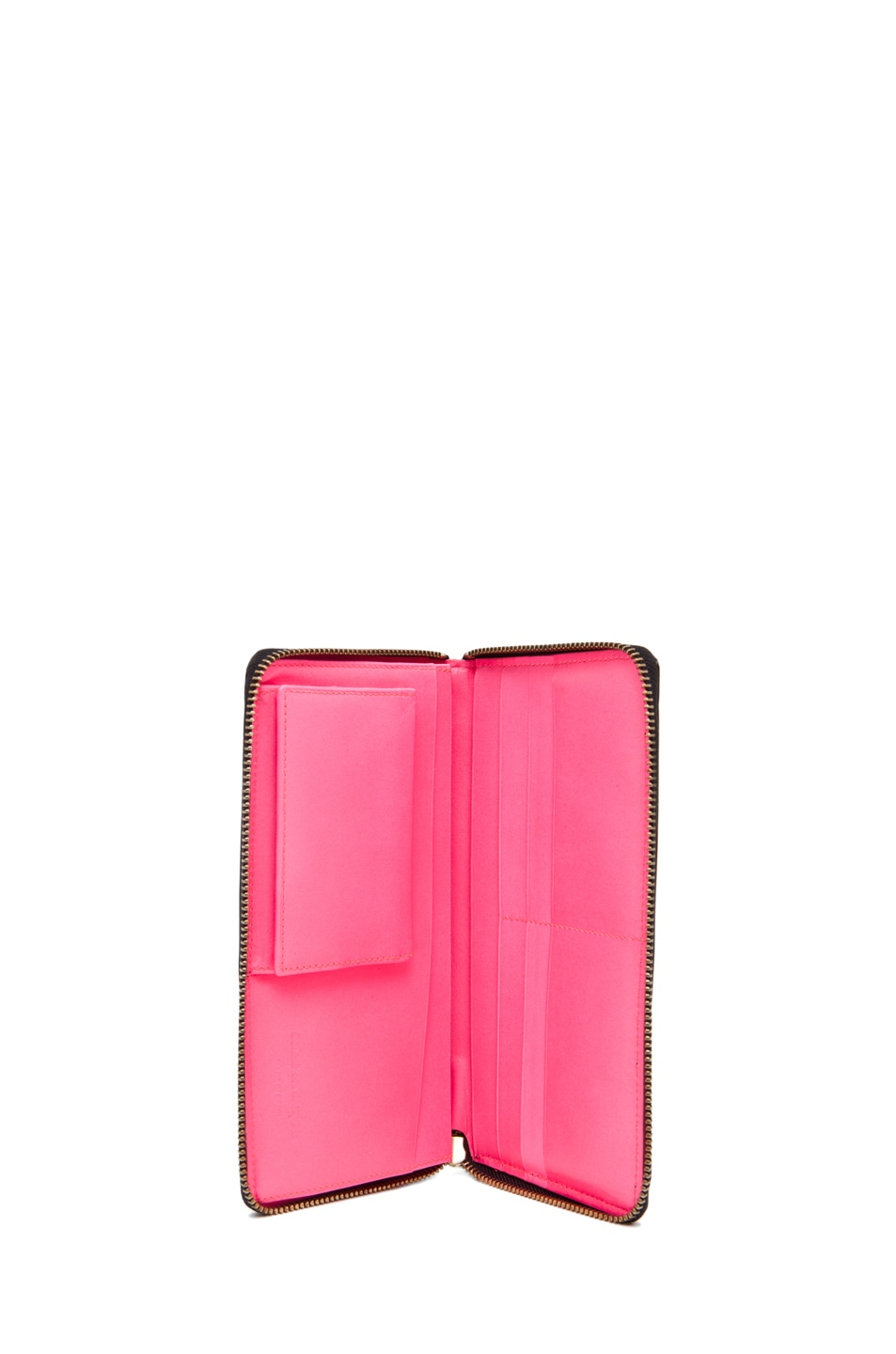 Image 4 of Comme Des Garcons Long Wallet in Pink