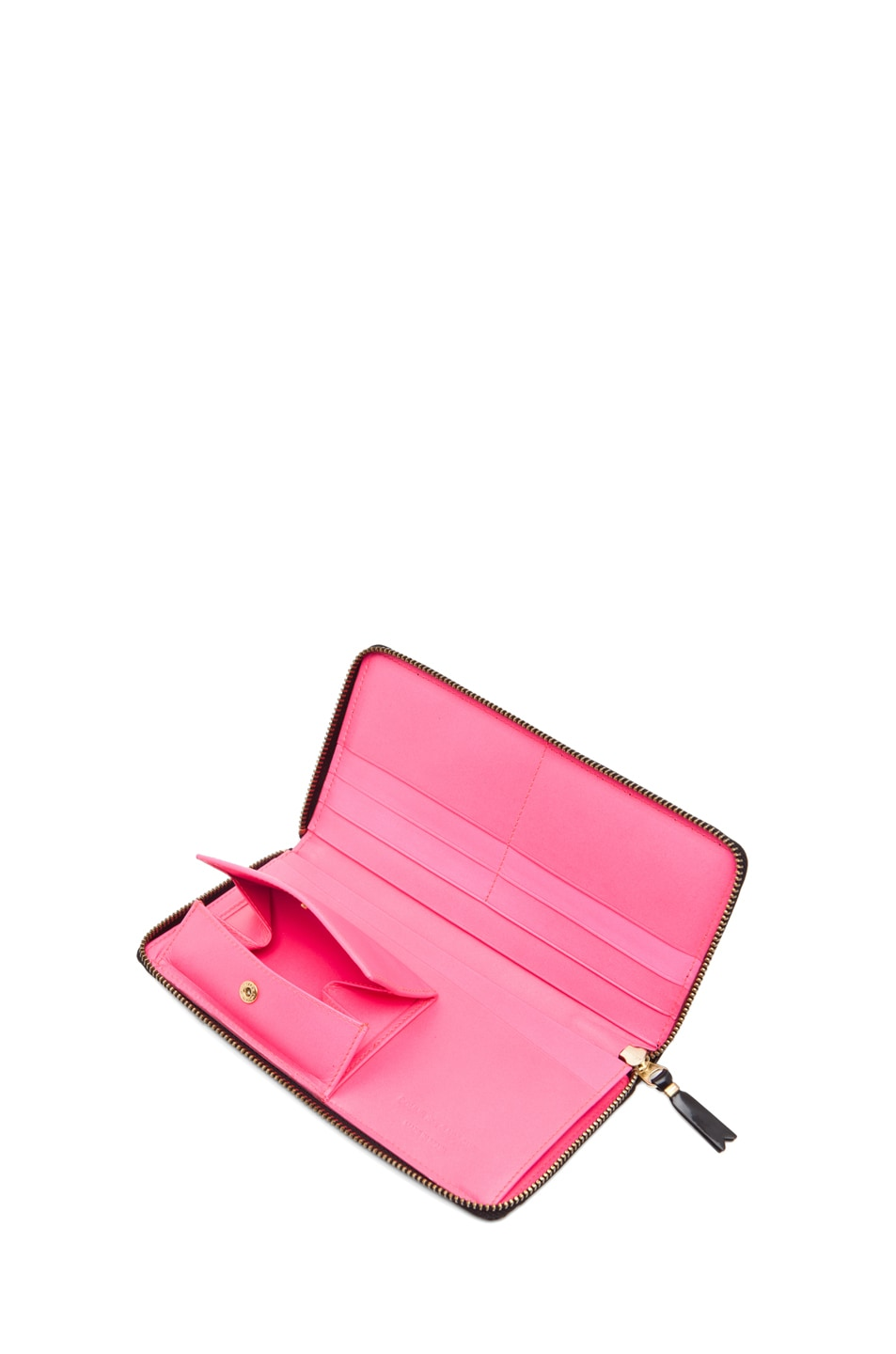Image 5 of Comme Des Garcons Long Wallet in Pink