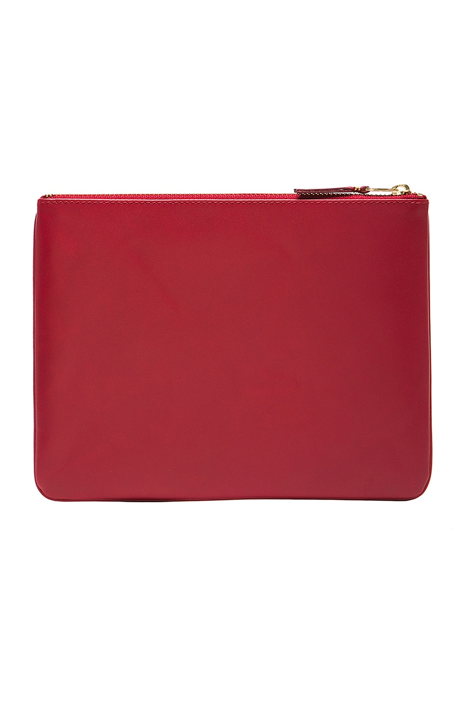 Image 2 of Comme Des Garcons Classic Pouch in Red