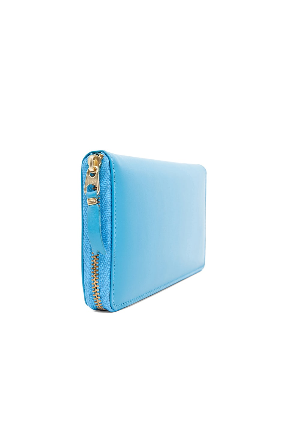 Image 3 of Comme Des Garcons Classic Long Wallet in Blue