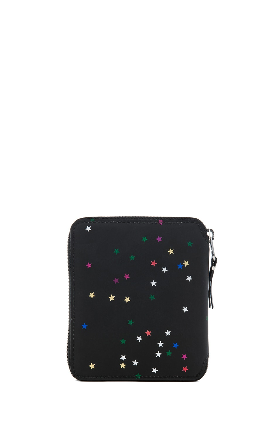 Image 3 of Comme Des Garcons Bright Star Classic Wallet in Multi