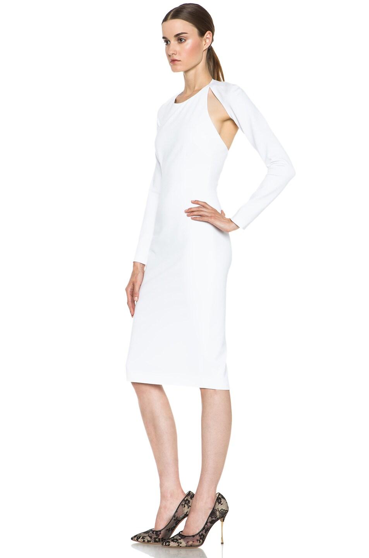 Image 2 of Cushnie et Ochs Oscar Dress in White