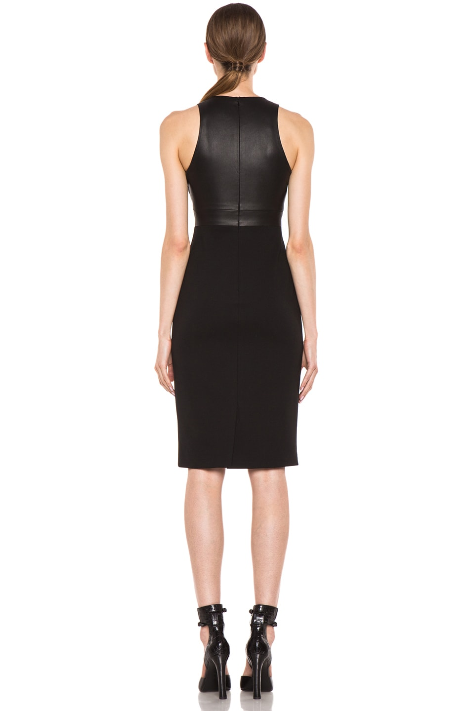 Image 4 of Cushnie et Ochs Michelle Ochs Dress in Black