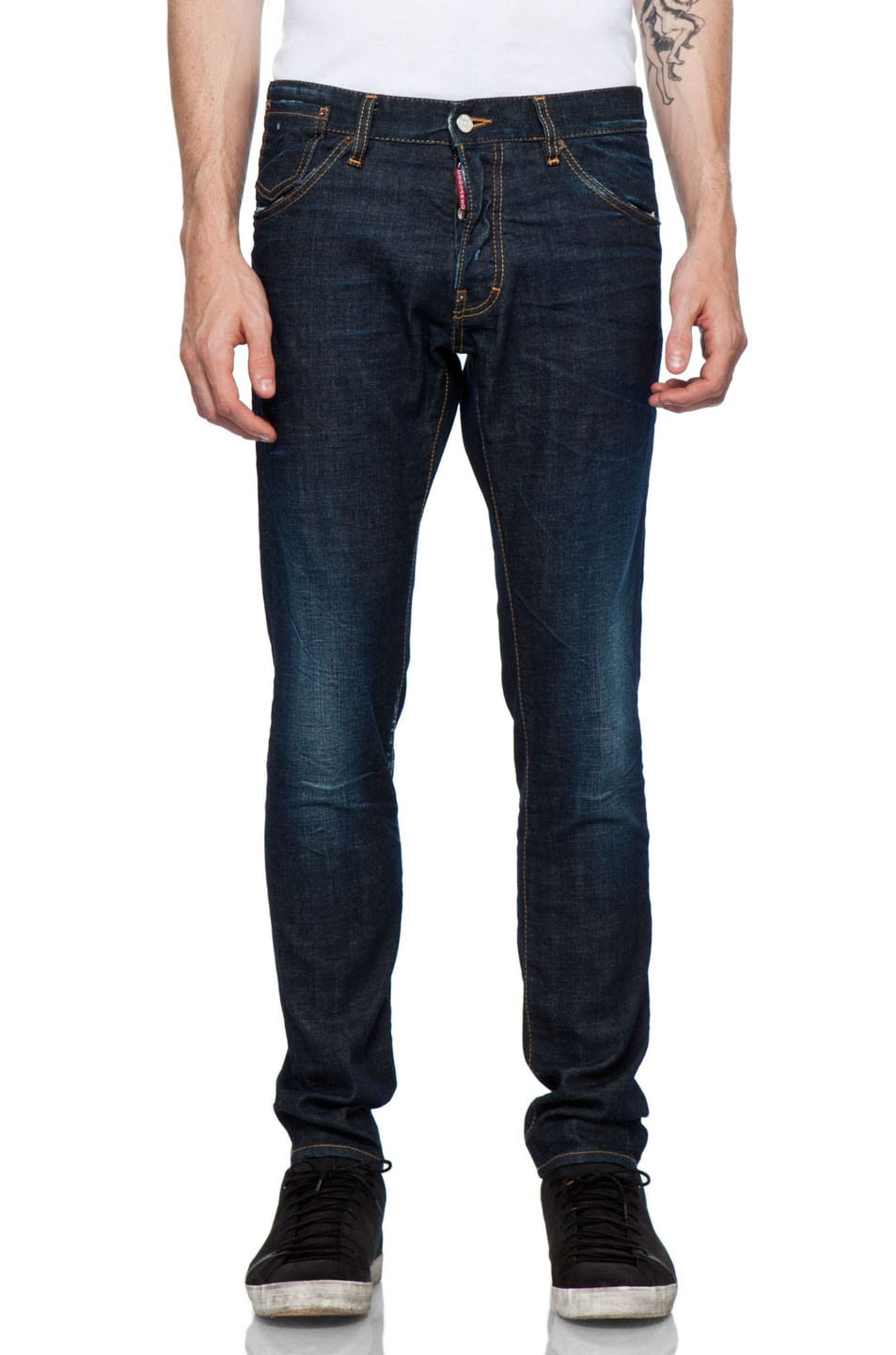 Image 1 of DSQUARED Cool Guy Jean in Blue