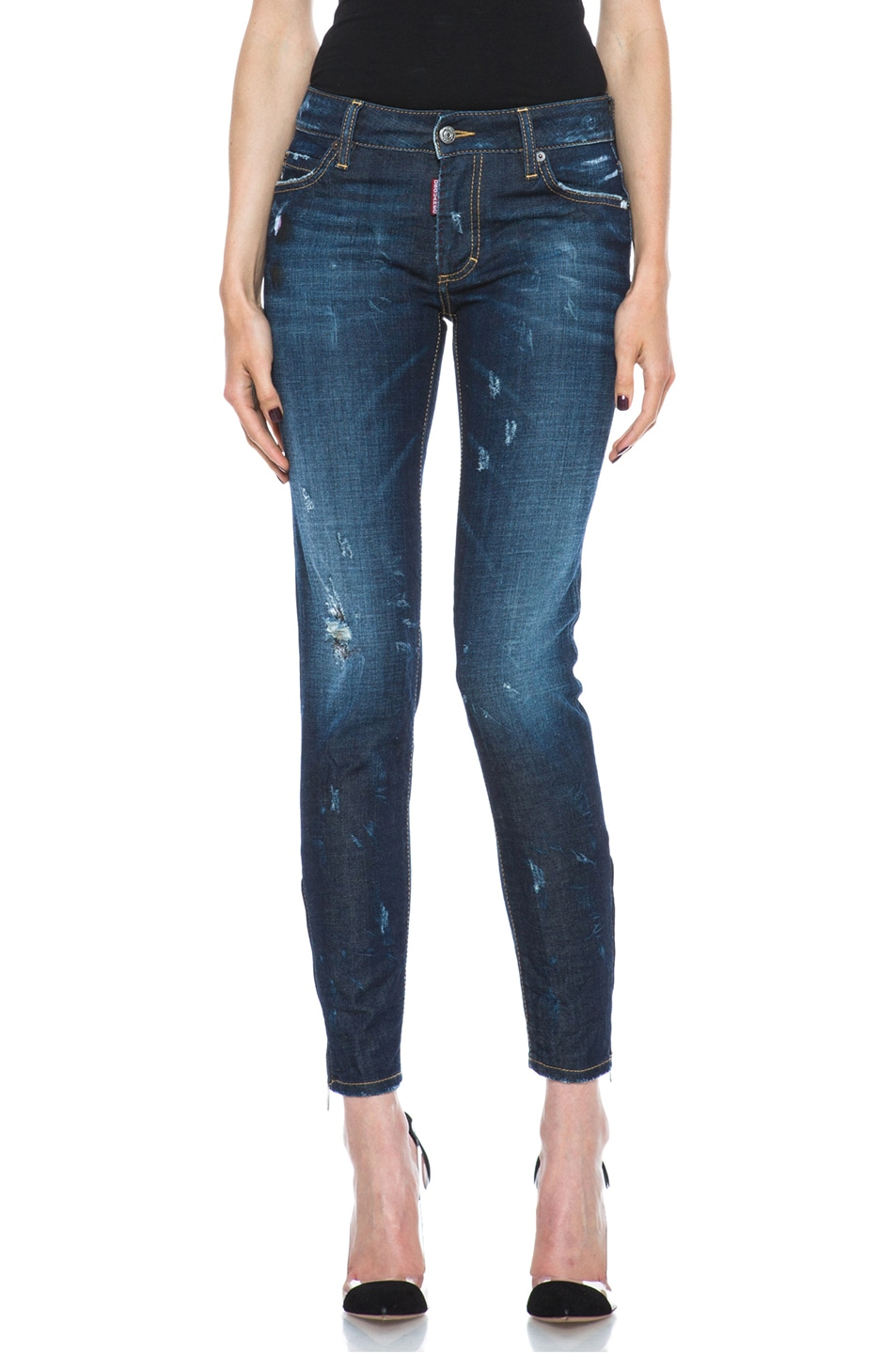 Image 1 of DSQUARED Super Slim in Rookie