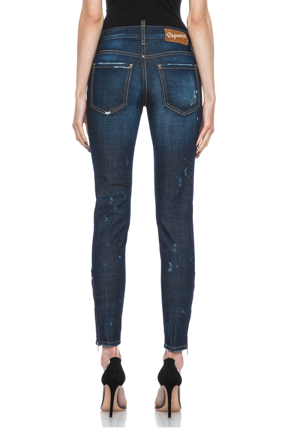 Image 4 of DSQUARED Super Slim in Rookie