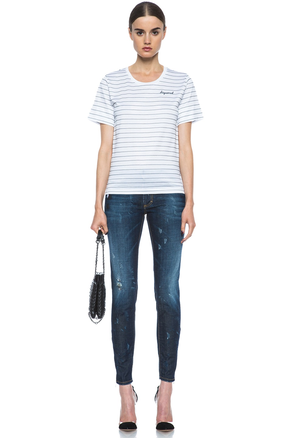 Image 5 of DSQUARED Super Slim in Rookie