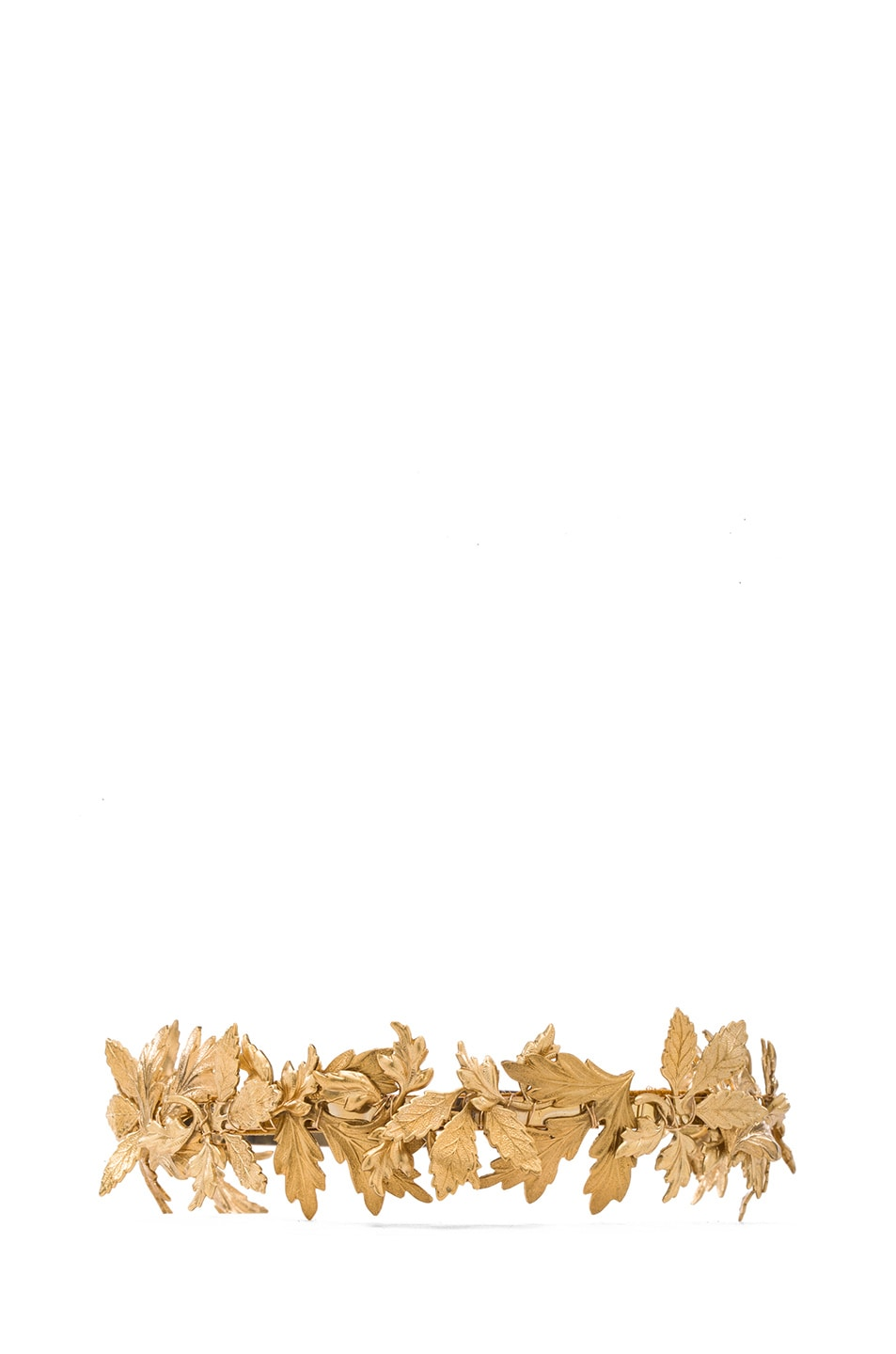 Image 2 of Eugenia Kim Diana Headband in Gold