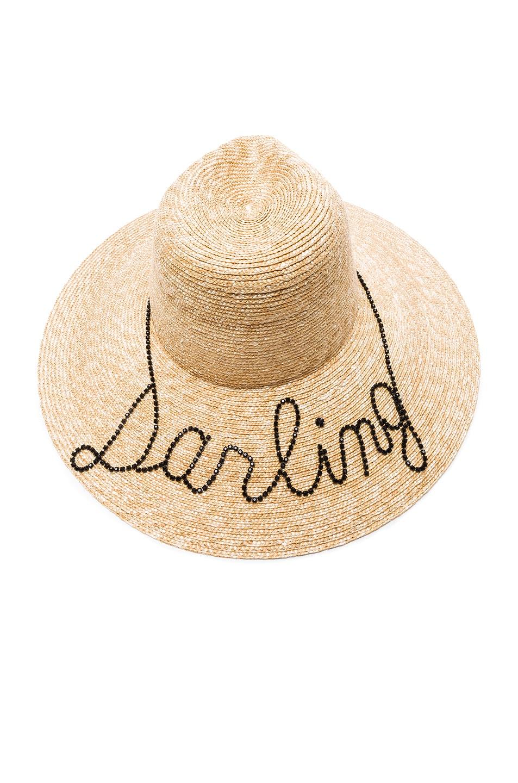 Image 1 of Eugenia Kim Emmanuelle Darling Hat in Natural