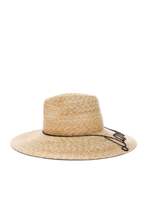 Image 4 of Eugenia Kim Emmanuelle Darling Hat in Natural