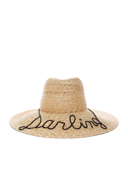 Image 5 of Eugenia Kim Emmanuelle Darling Hat in Natural