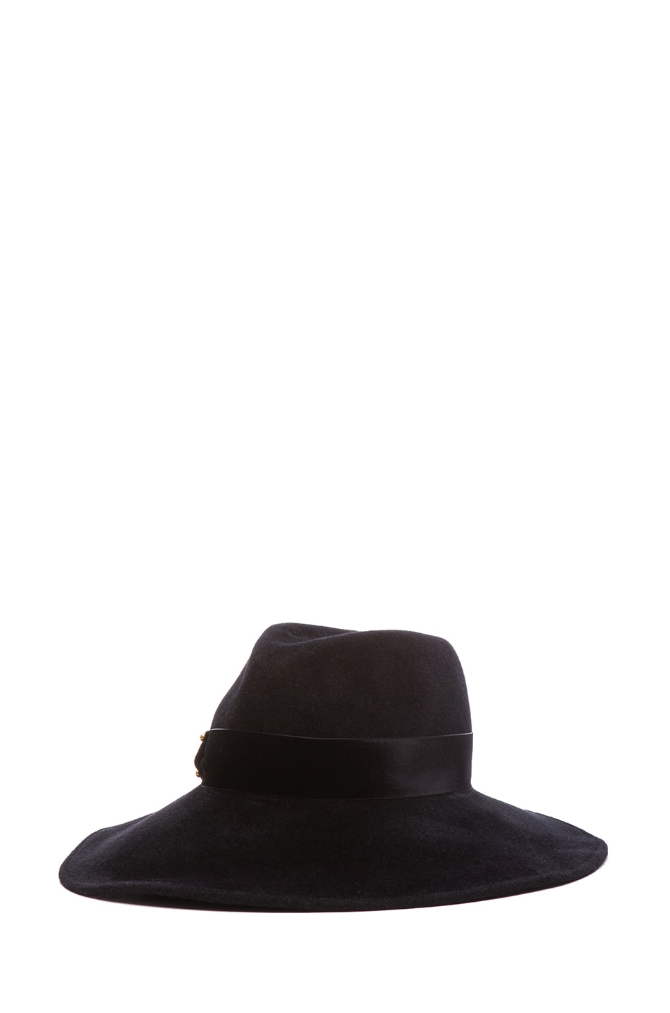 Image 2 of Eugenia Kim Emmanuelle Hat in Black