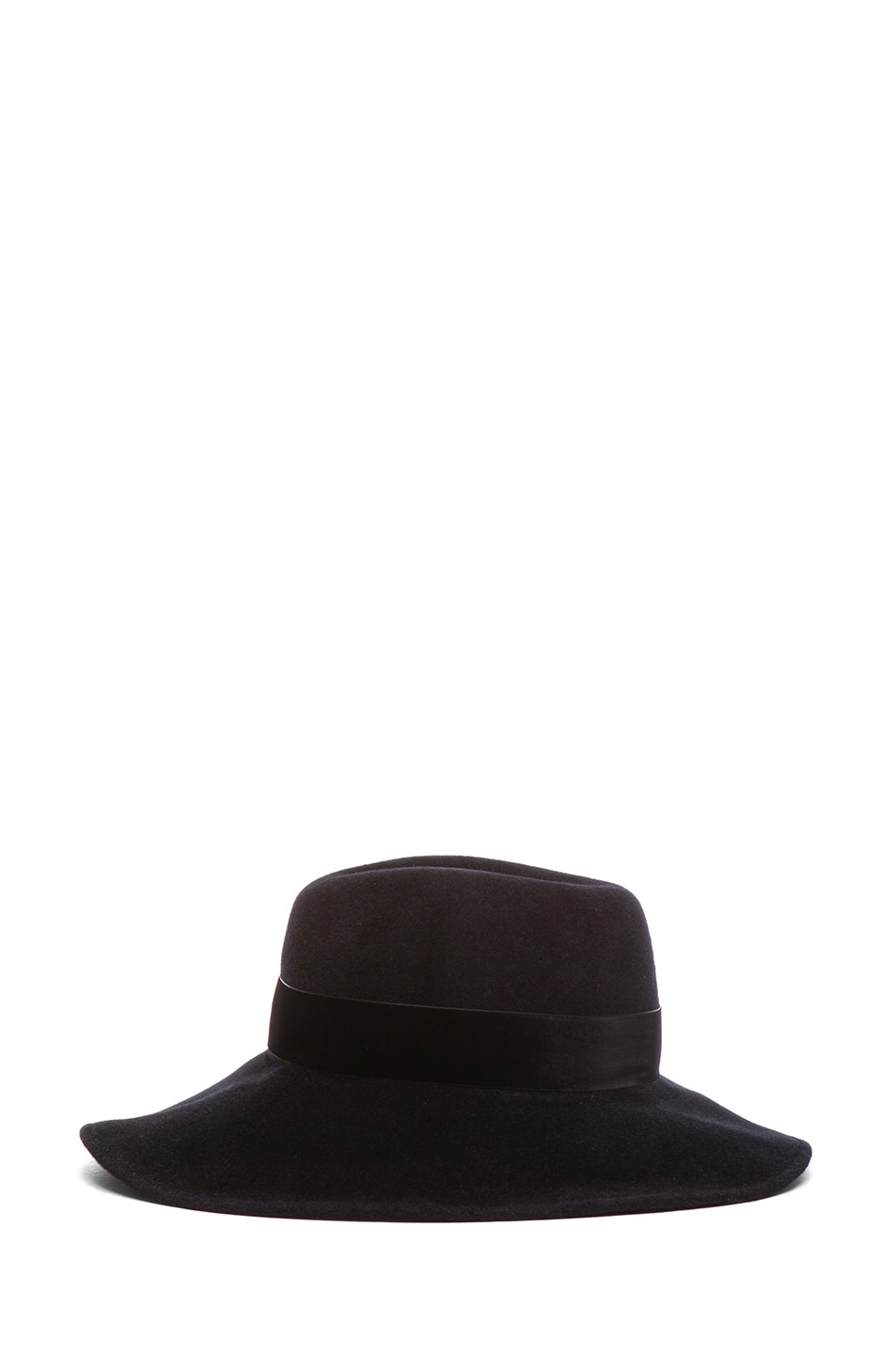 Image 3 of Eugenia Kim Emmanuelle Hat in Black