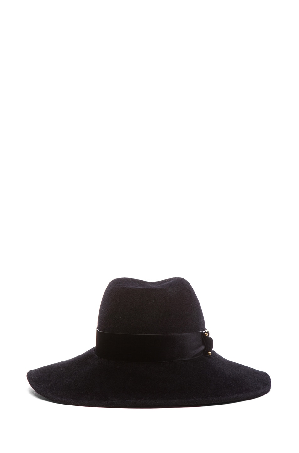Image 4 of Eugenia Kim Emmanuelle Hat in Black