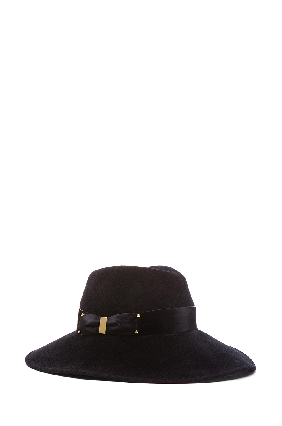 Image 5 of Eugenia Kim Emmanuelle Hat in Black