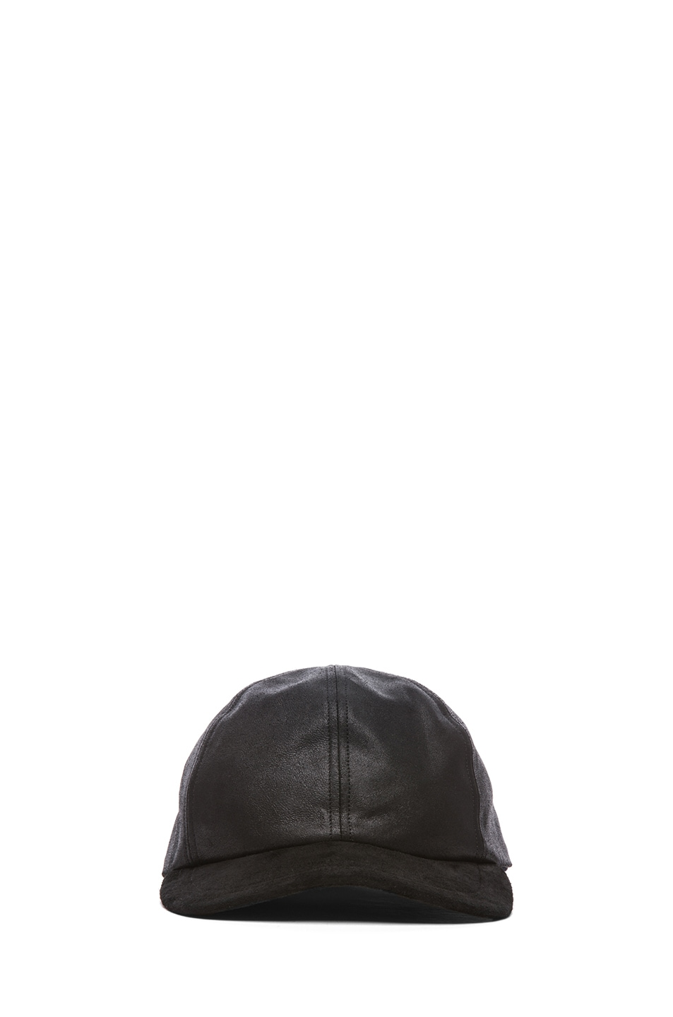 Image 1 of Eugenia Kim Darien Baseball Cap in Black
