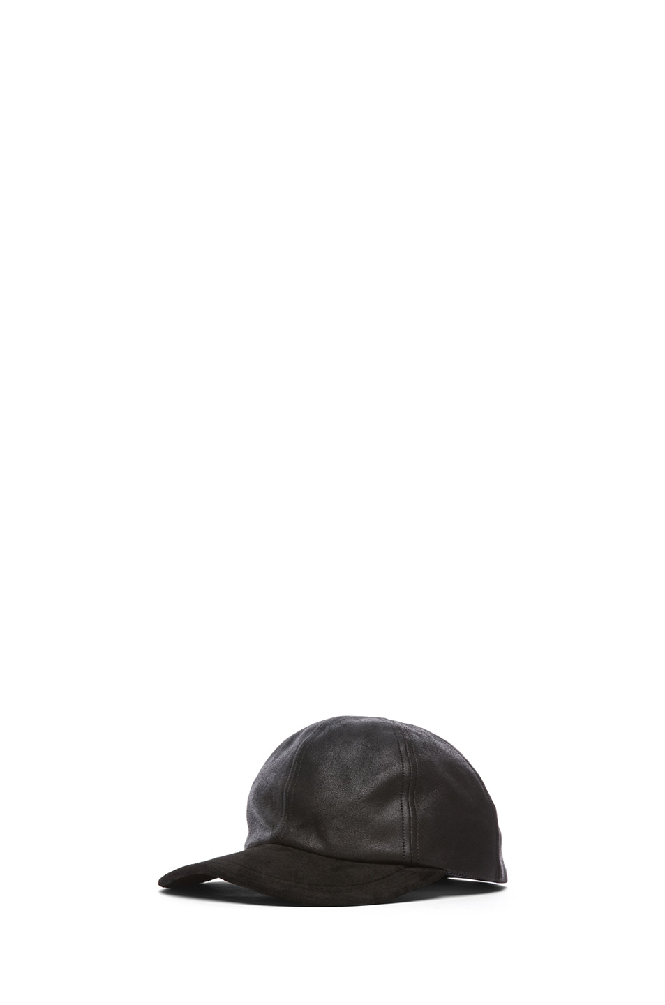 Image 2 of Eugenia Kim Darien Baseball Cap in Black