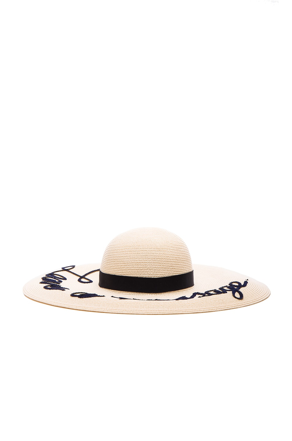 Image 2 of Eugenia Kim Bunny Leave A Message Hat in Ivory
