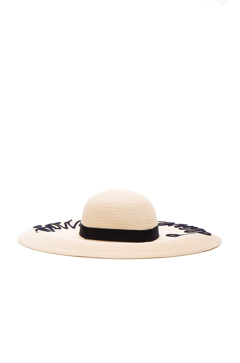 Image 5 of Eugenia Kim Bunny Leave A Message Hat in Ivory