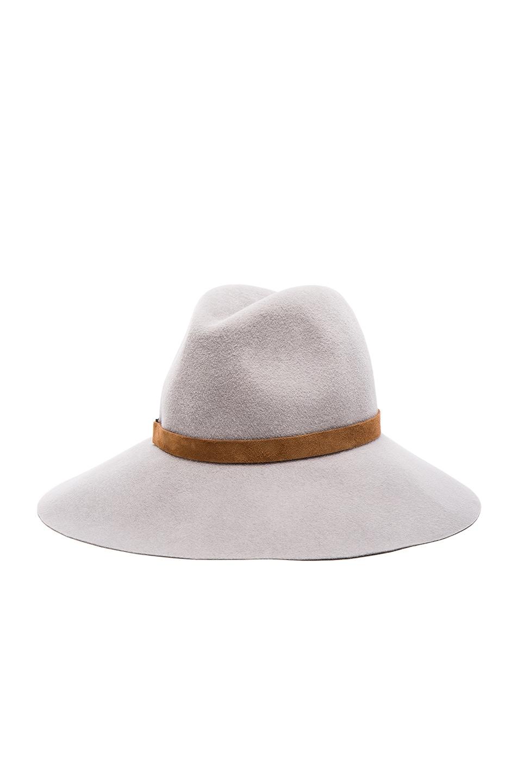 Image 2 of Eugenia Kim Farrah Hat in Light Grey