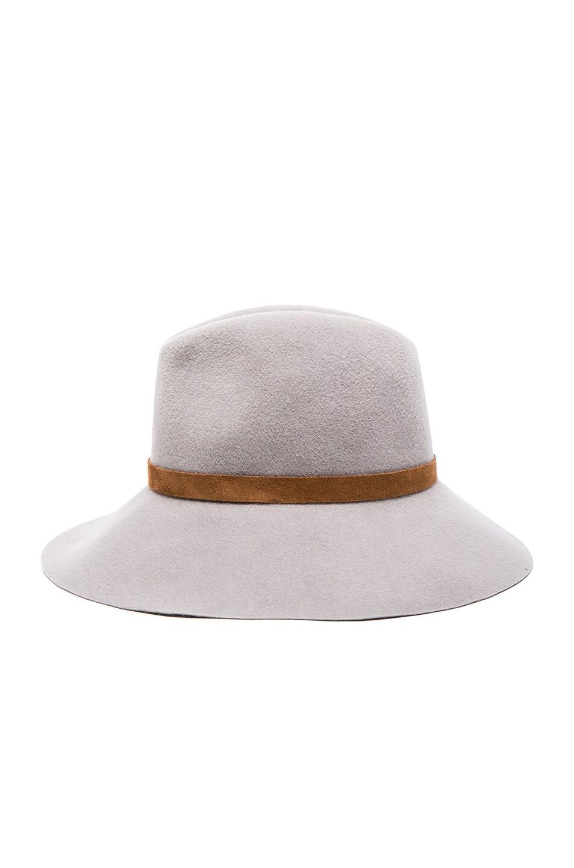Image 3 of Eugenia Kim Farrah Hat in Light Grey