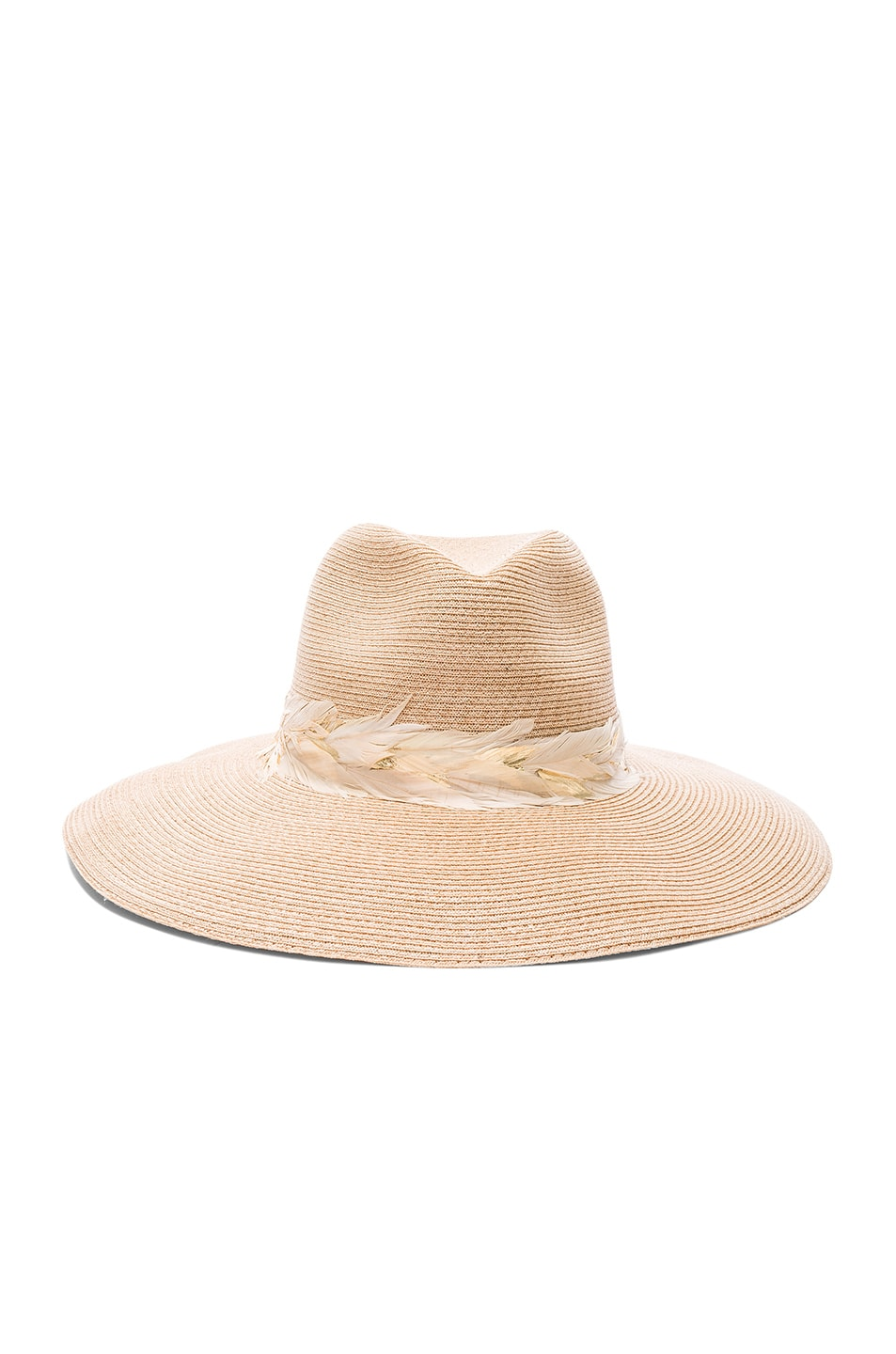 Image 1 of Eugenia Kim Emmanuelle Hat in Camel