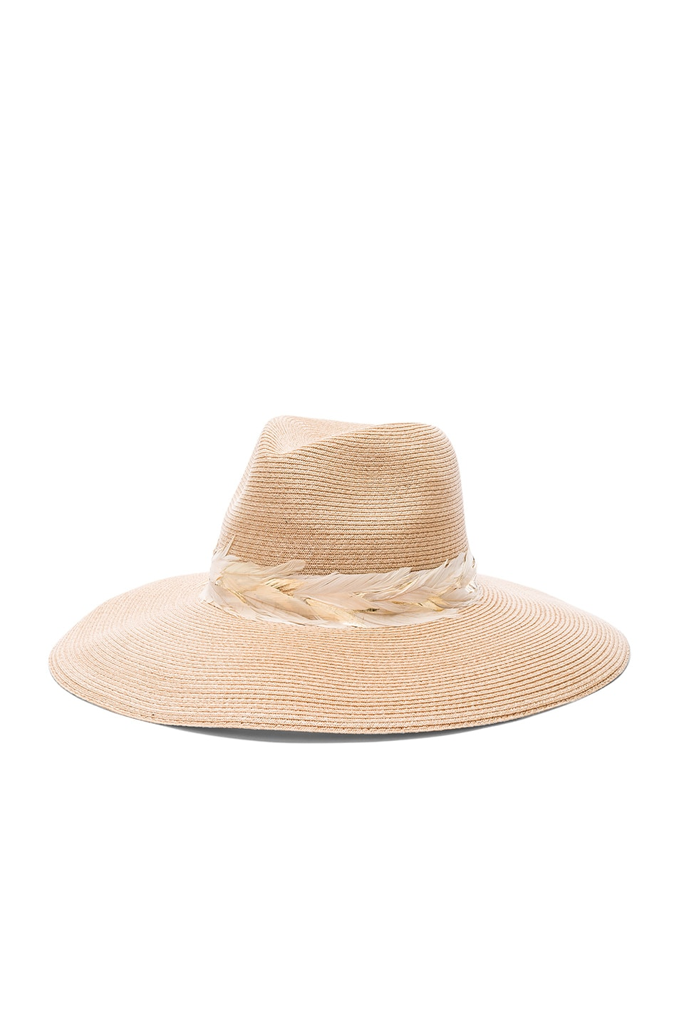 Image 2 of Eugenia Kim Emmanuelle Hat in Camel
