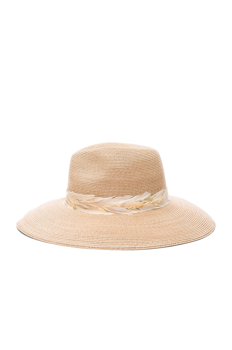 Image 3 of Eugenia Kim Emmanuelle Hat in Camel