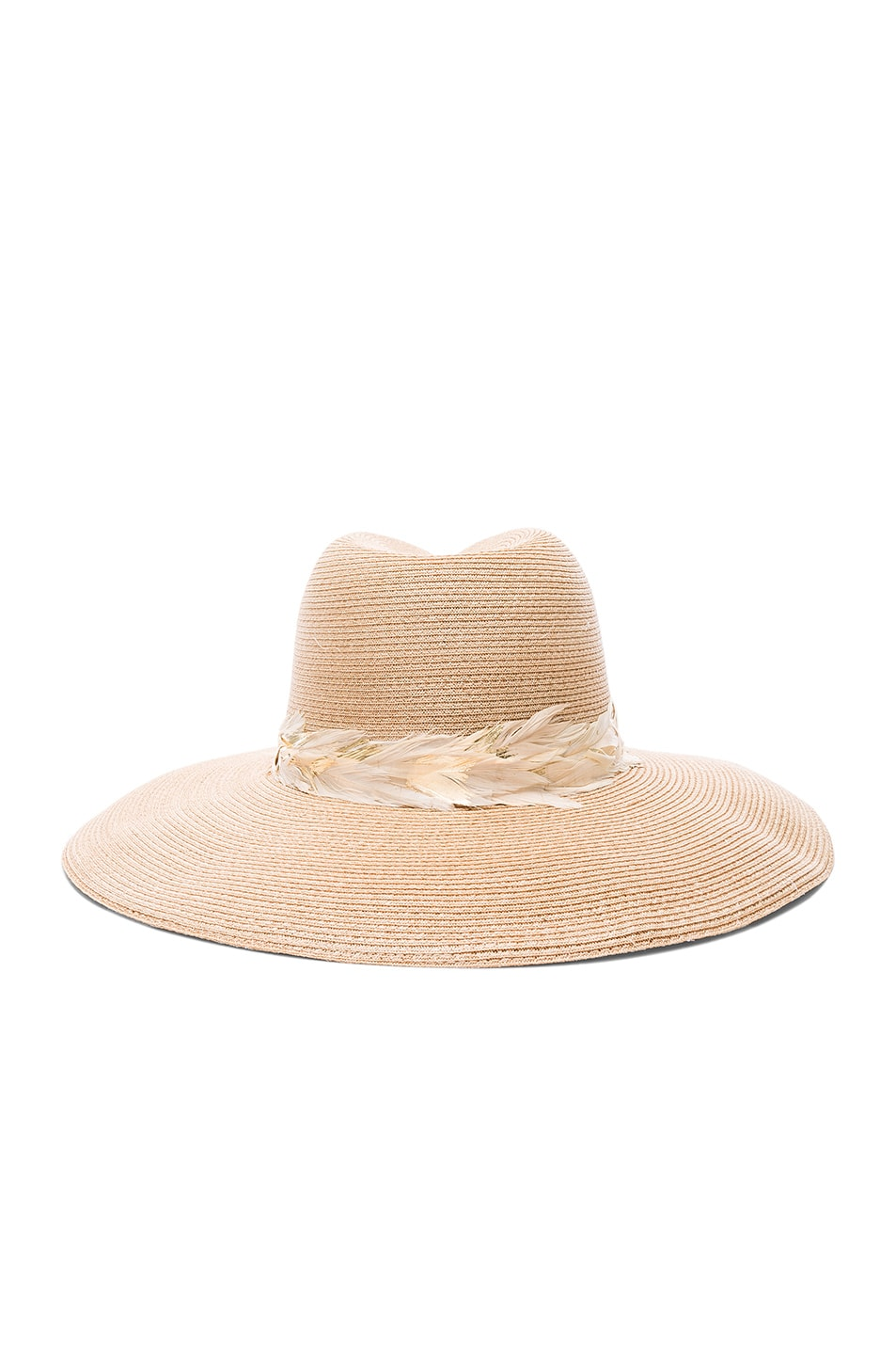 Image 4 of Eugenia Kim Emmanuelle Hat in Camel