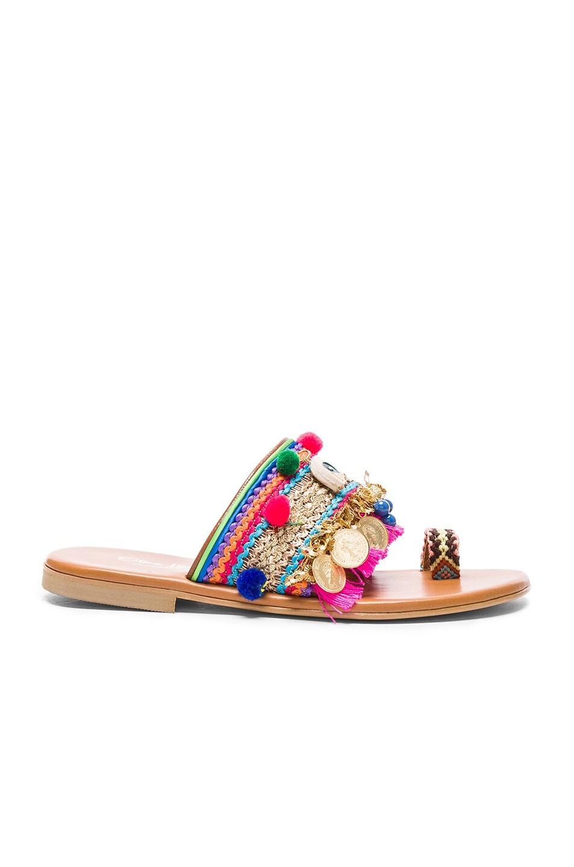 Image 2 of Elina Linardaki Jaipur Sandals in Multi