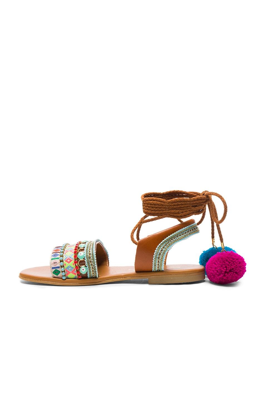 Image 5 of Elina Linardaki LA Lover Sandals in Multi