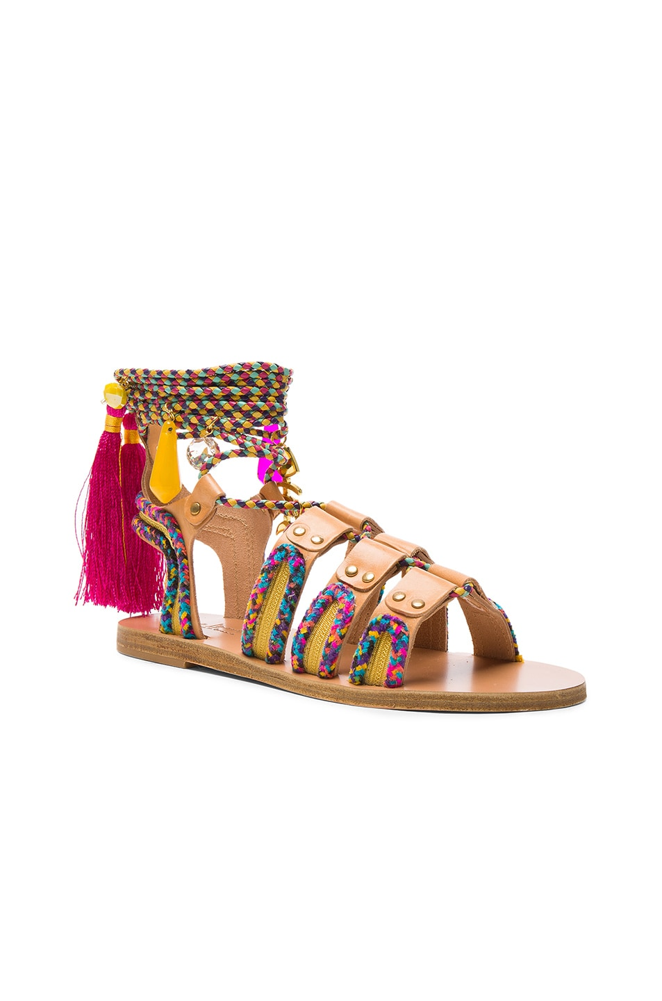 Image 3 of Elina Linardaki Pisces Sandals in Multi