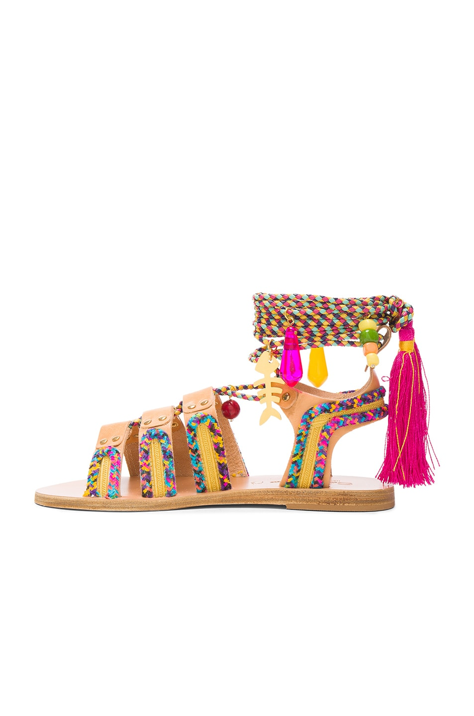 Image 5 of Elina Linardaki Pisces Sandals in Multi