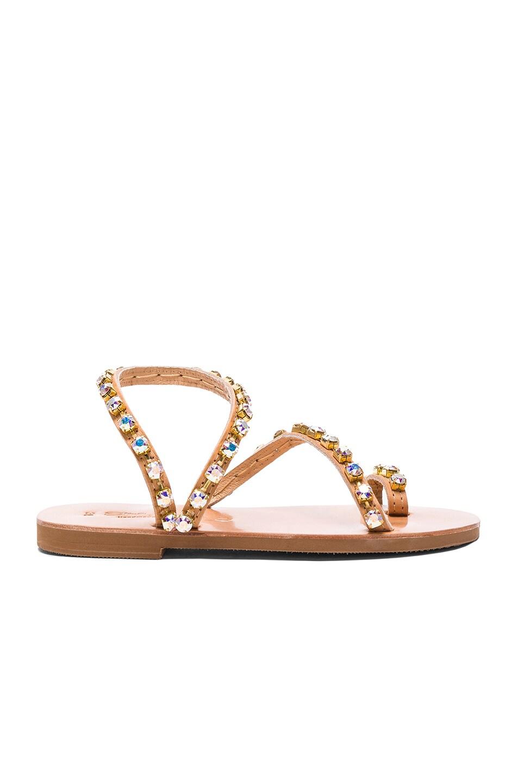 Image 2 of Elina Linardaki Irize Sandals in Multi