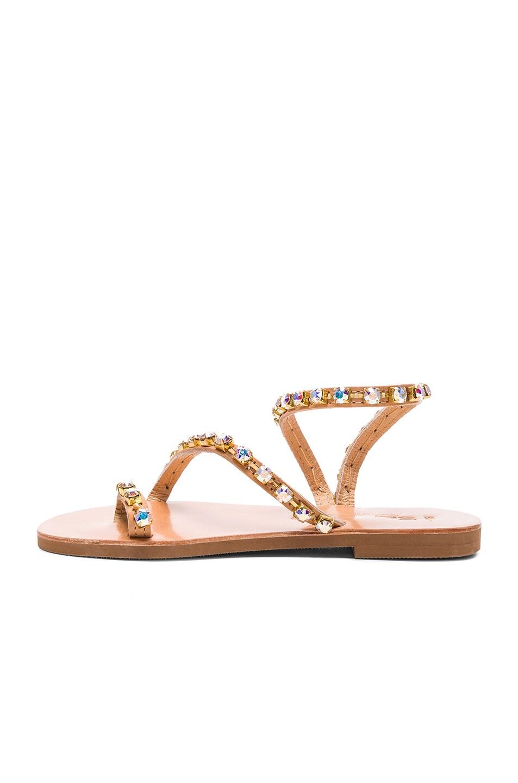 Image 5 of Elina Linardaki Irize Sandals in Multi