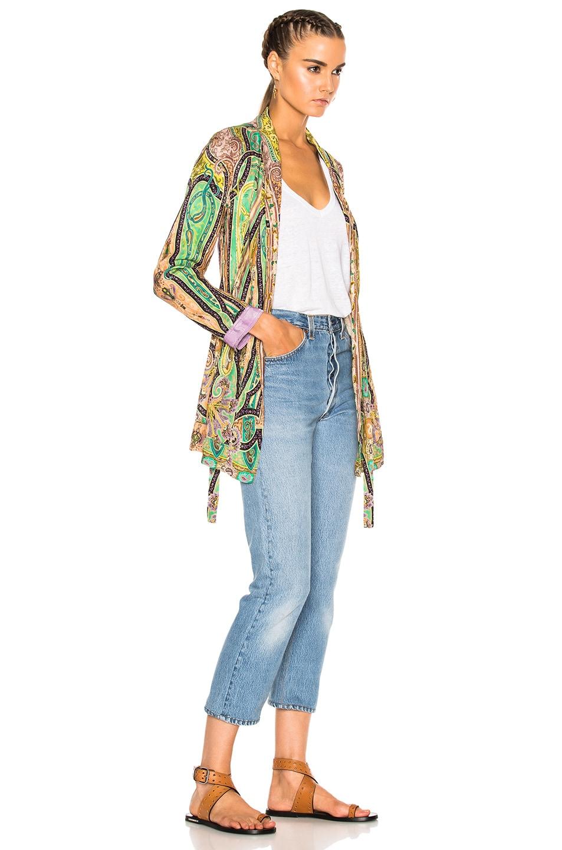Image 4 of Etro Violante Printed Jacket in Multi