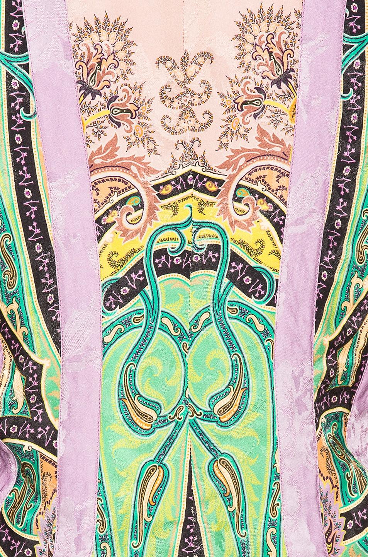 Image 6 of Etro Violante Printed Jacket in Multi