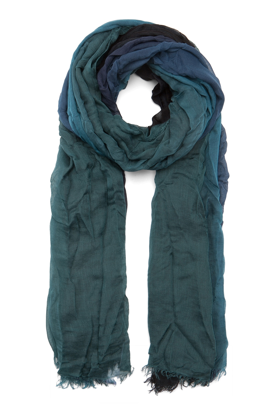 Image 1 of Faliero Sarti Ginevra Scarf in Blue Multi