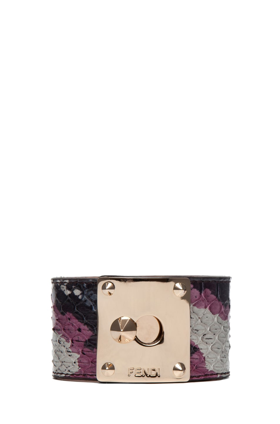 Image 1 of Fendi Cuff in Pink